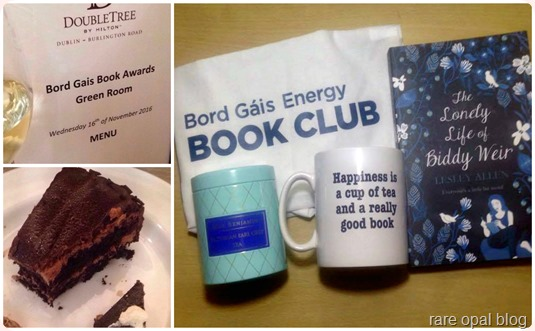 book awards collage