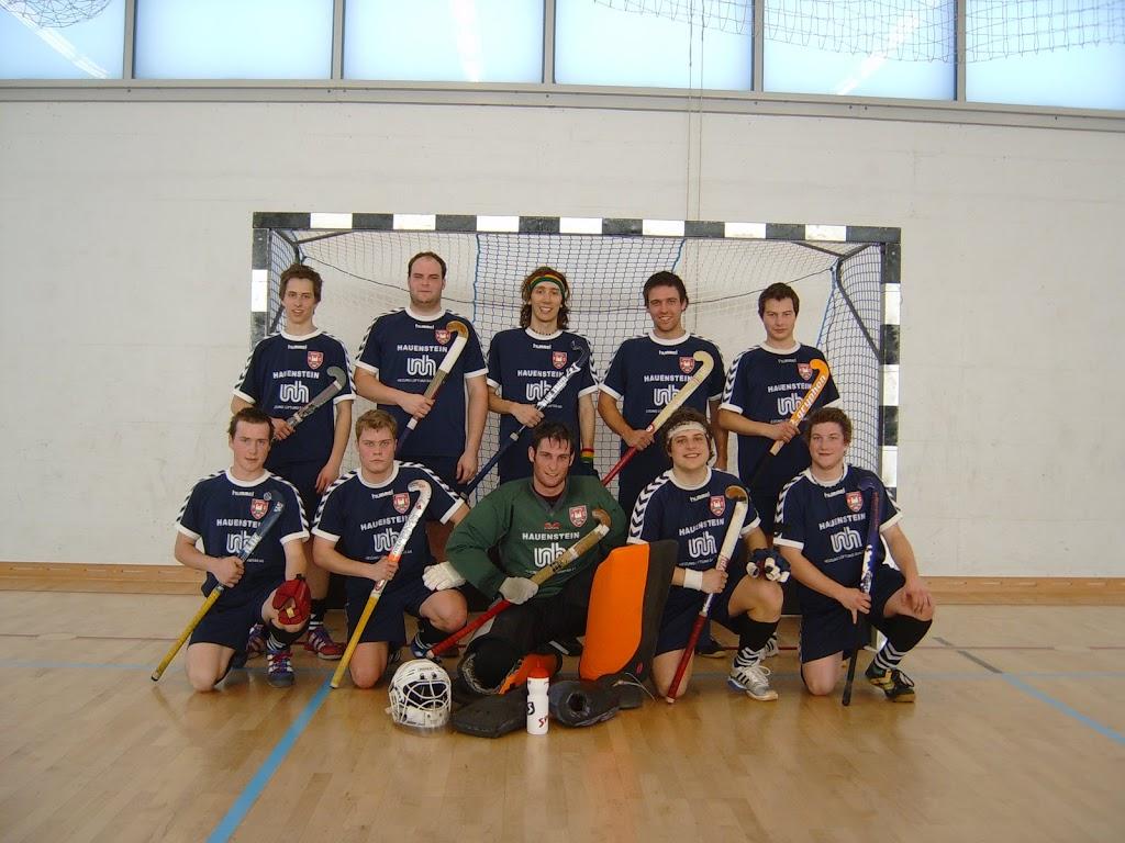 2009 Aufstieg NLA Halle