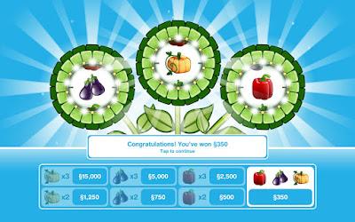 Sims FreePlay Simoleon Sprout