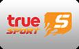 ดูกีฬาออนไลน์ ช่อง TrueSport 5 (ช่องทรูสปอร์ต 5) ทรูวิชั่น