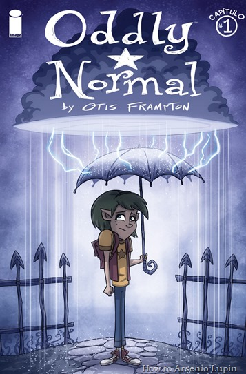 Oddly Normal #1 - 01