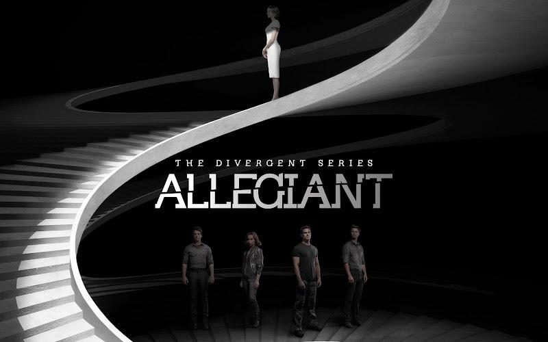 Η Τριλογία της Απόκλισης: Αφοσίωση (The Divergent Series: Allegiant) Wallpaper