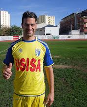 "Photo: Delantero Isla Cristina F.C. Javier Faneca Hernández, ""Javi Faneca"""