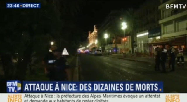 Graphic videos of terror: Obama offers prayers for Nice after terrorist attack