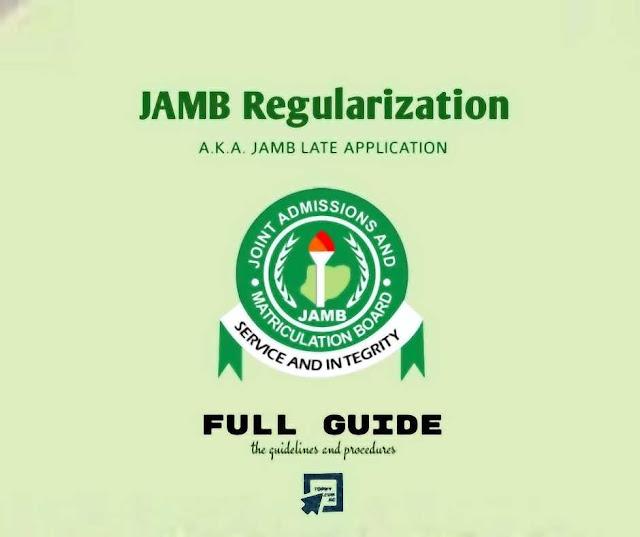 JAMB Regularization