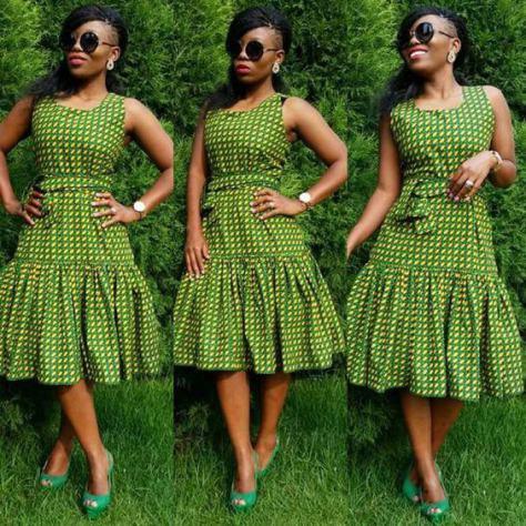 Top Shweshwe Skirts For All Women Fashionre