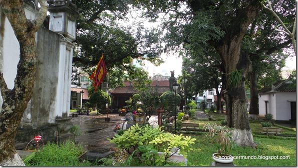 Hanoi. Templo Budista Đền Quán Thánh