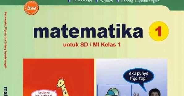 Matematika 1 Buku Sd Kelas 1 Sisi Edukasi File
