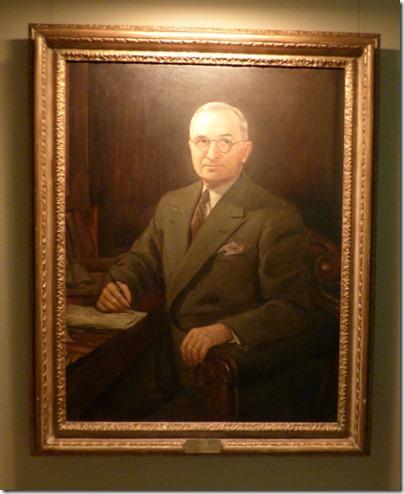Harry S. Truman Presidental Library