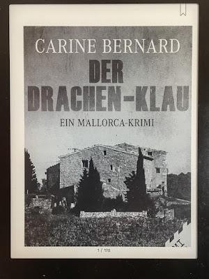 """Titelbild des eBooks """"Der Drachen-Klau"""" von Carine Bernard"""