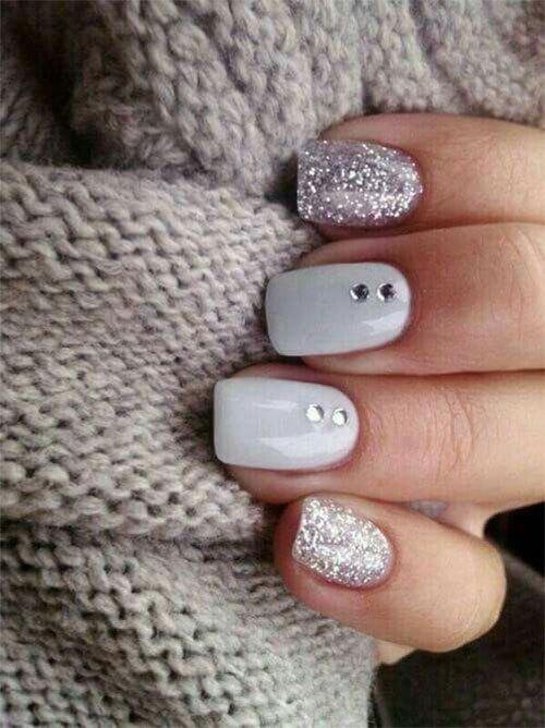 Best Winter Acrylic Nail Art Designs for 2017 - Styles Art
