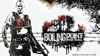 Boiling Point: Road to Hell is a video game developed by the Ukrainian game studio Deep Shadows and published in 2005 by Atari. Boiling Point's gameplay is a combination of open-world, FPS, and role-playing video game mechanics. Critical response upon its release was, with few exceptions, lukewarm.
