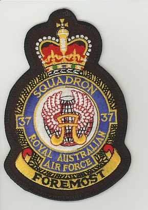 RAAF 037sqn crown.JPG
