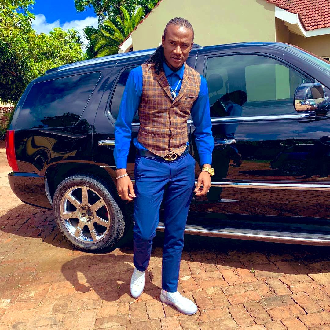 Jah Prayzah's son is the star of the Dangerous music video