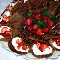 naleśniki czekoladowe maslane
