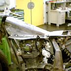 Gerards project status april 2007
