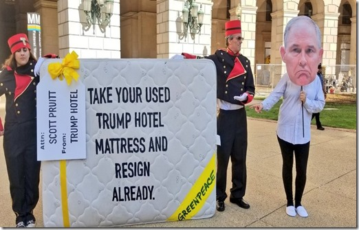 Pruitt's used mattress