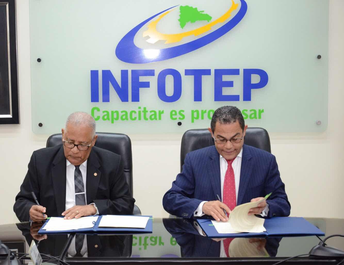 INFOTEP y el Consejo Nacional de Seguridad Social anuncian 48 diplomados