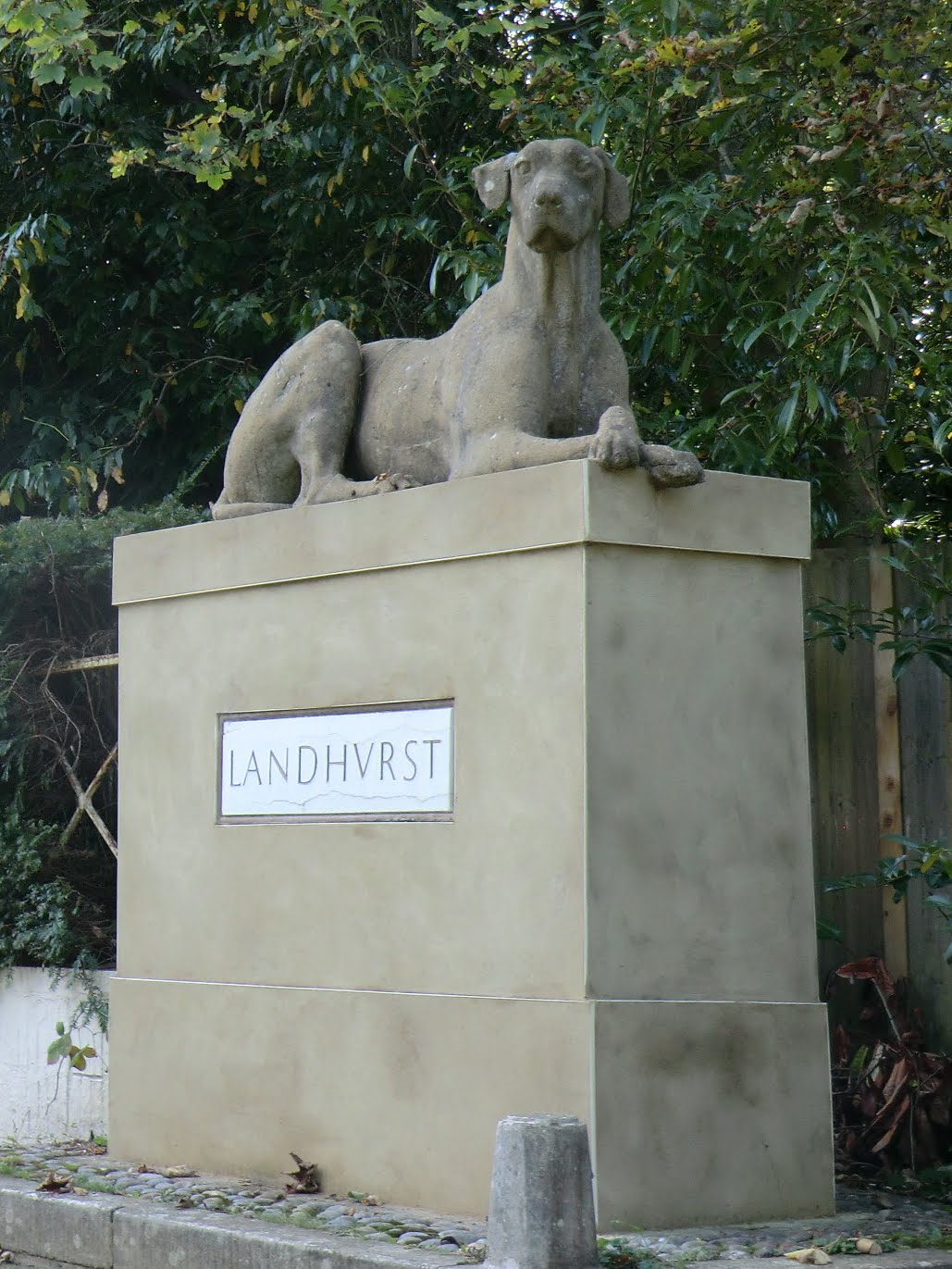 CIMG0708 Welcome to Landhurst