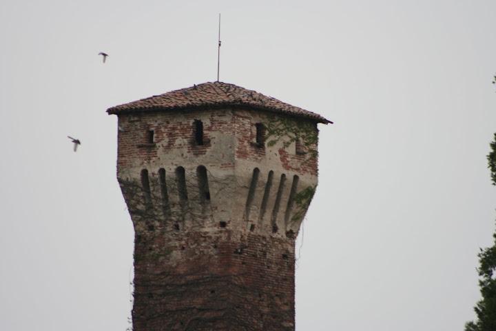 2006 - torre del castello da casa machetta