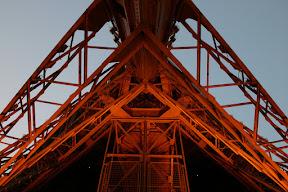 Climbing the Eiffel Tower