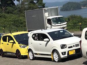 アルトワークス HA36S 4WD・5MTのカスタム事例画像 ゆずきらむさんの2018年08月14日21:34の投稿