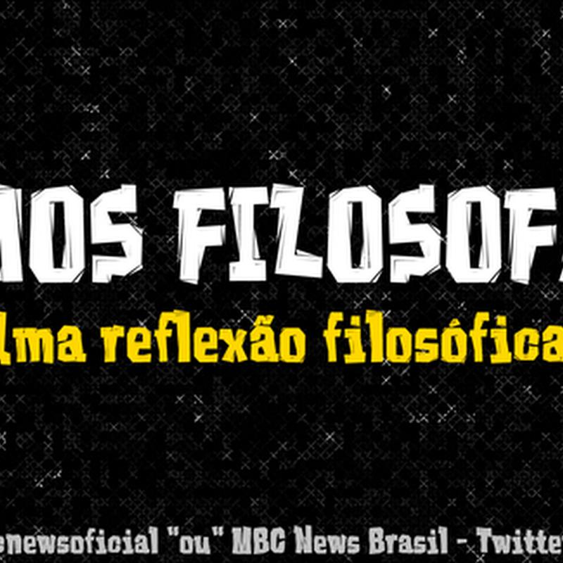# FILOSOFANDO : Três formas de não pensar