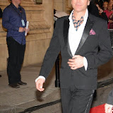 WWW.ENTSIMAGES.COM -    Steve Norman arriving at    Soul Boys Of The Western World - UK film premiere at Royal Albert Hall, London September 30th 2014Premiere of documentary about the group, charting their rise to fame in the 1980s - Spandau Ballet The Film                                                    Photo Mobis Photos/OIC 0203 174 1069