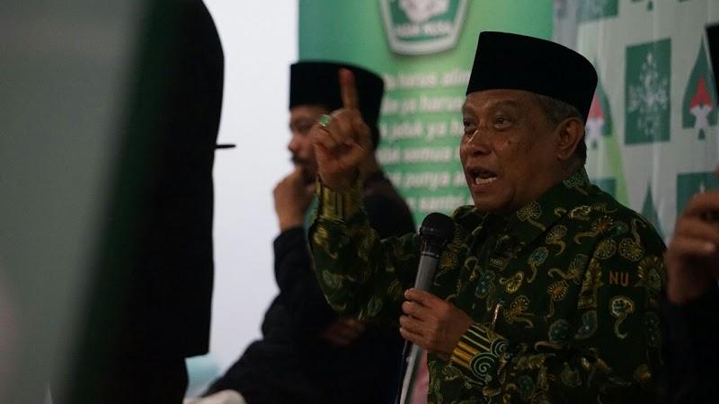 Ketua Umum PBNU: Terima Kasih Pagar Nusa!