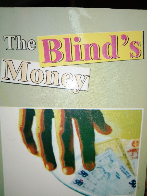 THE BLIND'S MONEY CHAPTER 5