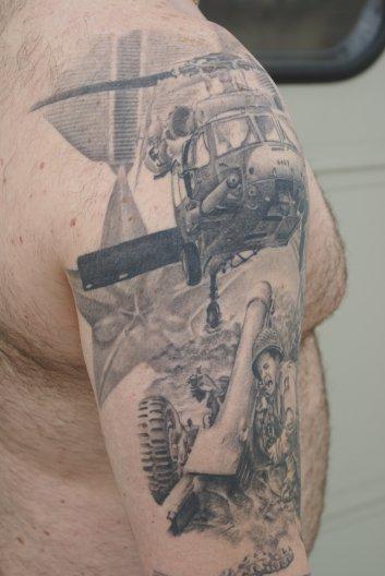 Larry's War Arm 3