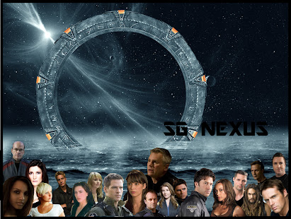 all sg nexus characters and a stargate