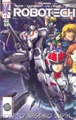 P00002 - 01 Robotech #1