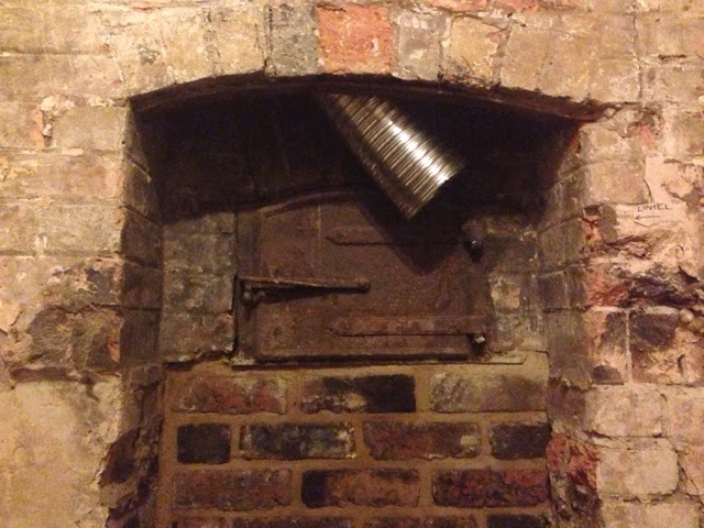 Renovating An Old Stone Cottage Creating A Fireplace From