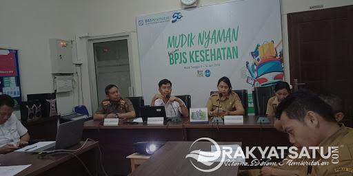 Jelang Lebaran, BPJS Kesehatan Tana Toraja Luncurkan Aplikasi Mudik Nyaman Bagi Peserta JKN-KIS