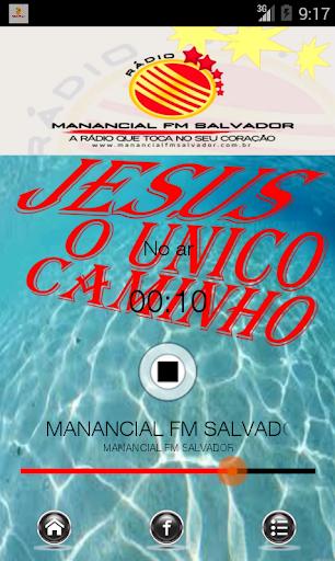 MANANCIAL FM SALVADOR