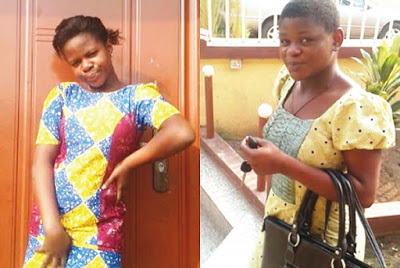 Full details of how a Lagos housemaid disappeared with Ghanaian family's daughter