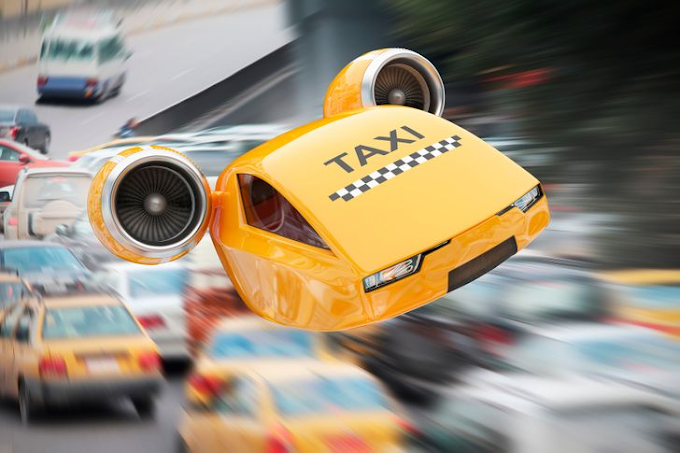 Japanese government give the permission to built flying cars