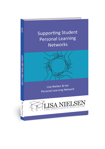 Book cover: Supporting personal learning networks
