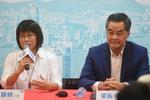 梁振英:若堅持「八萬五」今天人人有屋住 香港需要更多屈穎妍