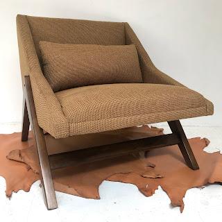 E&E Company Lounge Chair