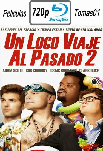 Un Loco Viaje Al Pasado 2 (Jacuzzi al Pasado 2) (2015) BRRip 720p