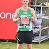 OIC - ENTSIMAGES.COM - Marcus Bean at the  Virgin Money London Marathon on Blackheath in London, England. 24th April 2016 Photo Mobis Photos/OIC 0203 174 1069
