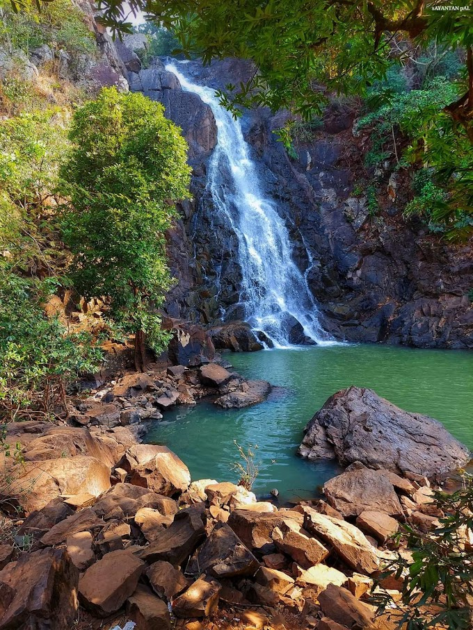 Uski Waterfall...Simlipal, Orissa ...