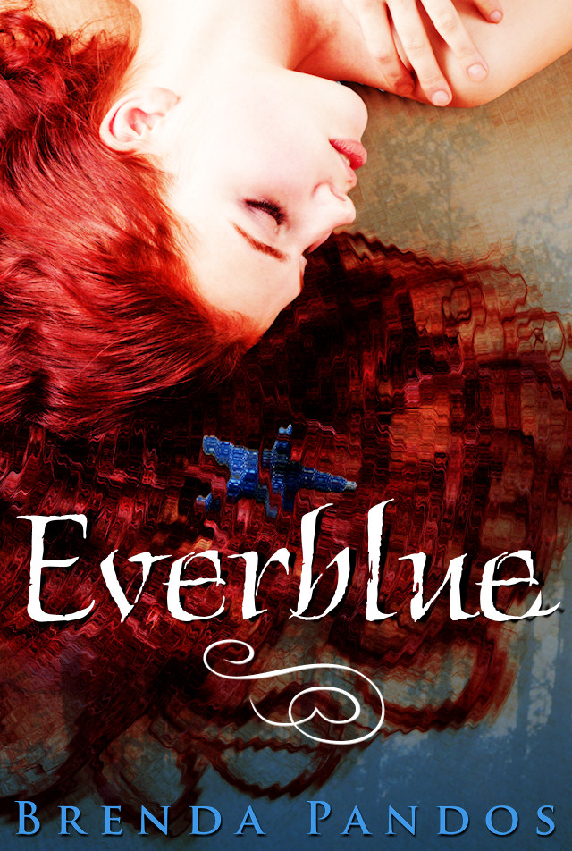 Cover Reveal: Everblue by Brenda Pandos