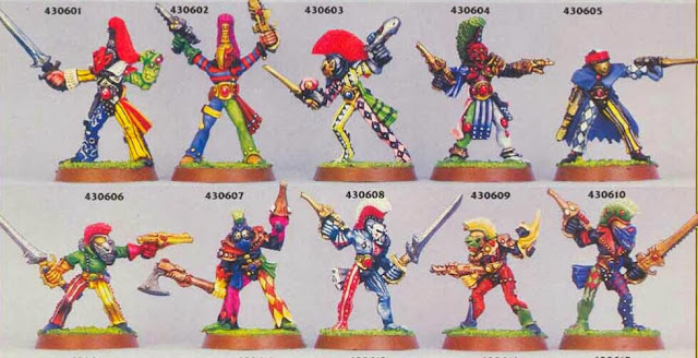 Arlequines Games Workshop