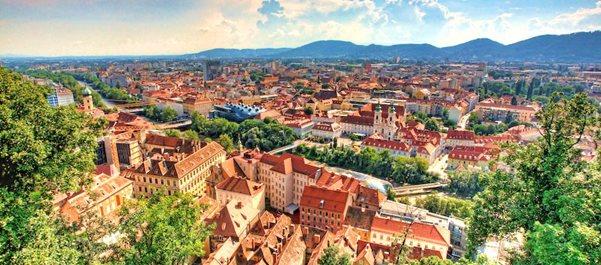 Férias em Graz