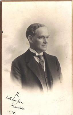 Archibald Marshall (1866-1934)