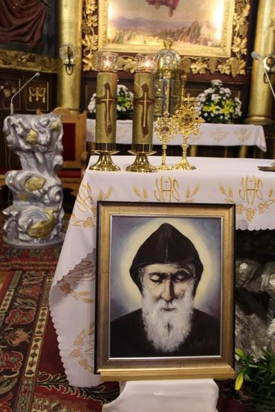 Z relikwiami św. O.Pio w Istebnej - IMG_3498.JPG