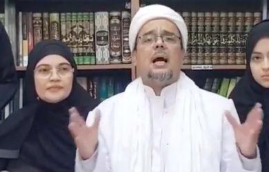 Seruan Keras Habib Rizieq soal Pemakaman Jenazah Pasien COVID-19, Bicara Syariat dan Haram